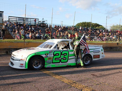 State Park Speedway Race Results 8/8/19