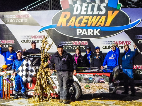 SOMMERS TRUCK SERIES SET RECORDS DURING FALLOWEEN WEEKEND EVENT