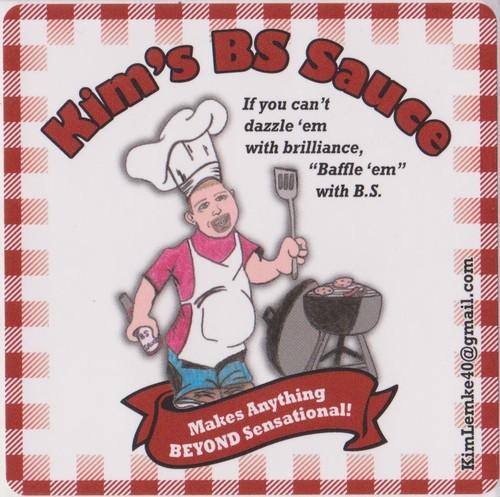 Kims BS Sauce