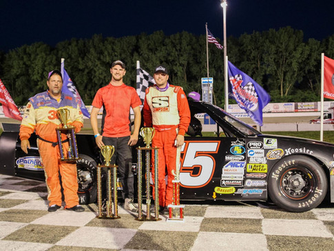 Todd Kluever Back in Victory Lane at Madison