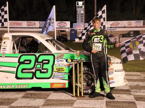 Madison Int'l Speedway Race Results 8/16/19