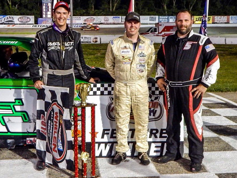 Egan Gets Victory In Midwest Engine Service 30