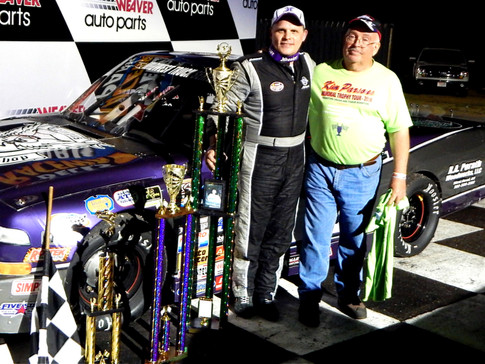 KNUESE ENDS DROUGHT TO CAPTURE DELLS MTS WIN