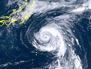 8日台風の影響による休講について