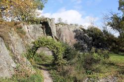 Site d'escalade Le Ménil