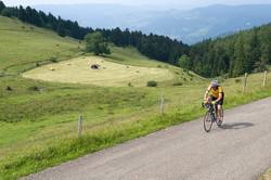 Cyclotourisme dans les Vosges