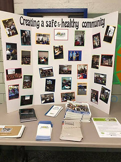 Creating a safe community