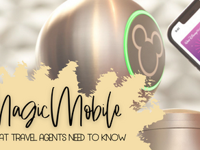MagicMobile | Disney's Newest Contactless Option