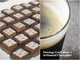 Pairing Craft Beer & Artisanal Chocolate