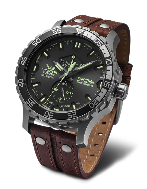 Vostok Europe EVEReST undergroung  YN84-