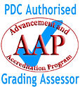 PDC Authorised Grading Assessor