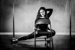 Burlesque Dance Instructor Kim