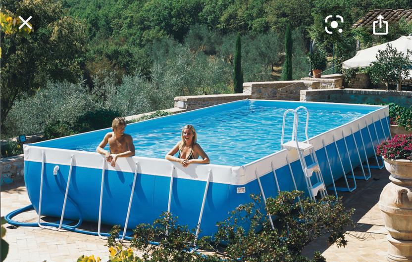 Modèle piscine