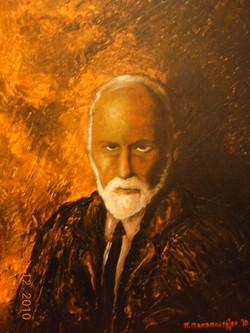 Ζ. Φρόυντ (πορτραίτο)
