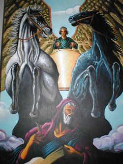 Πλάτων και το φτερωτό άρμα της ψυχής