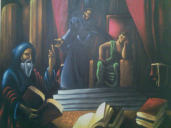 Ο Πλάτων διδάσκει στις Συρακούσες