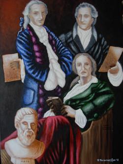 Καντ, Γκαίτε και Σίλλερ