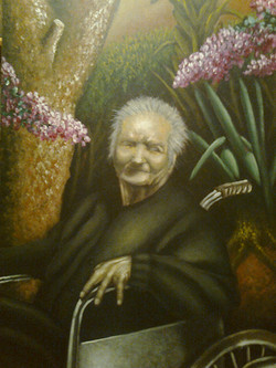 Πορτραίτο γιαγιάς