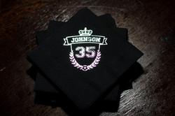 Johnson 35th Birthday
