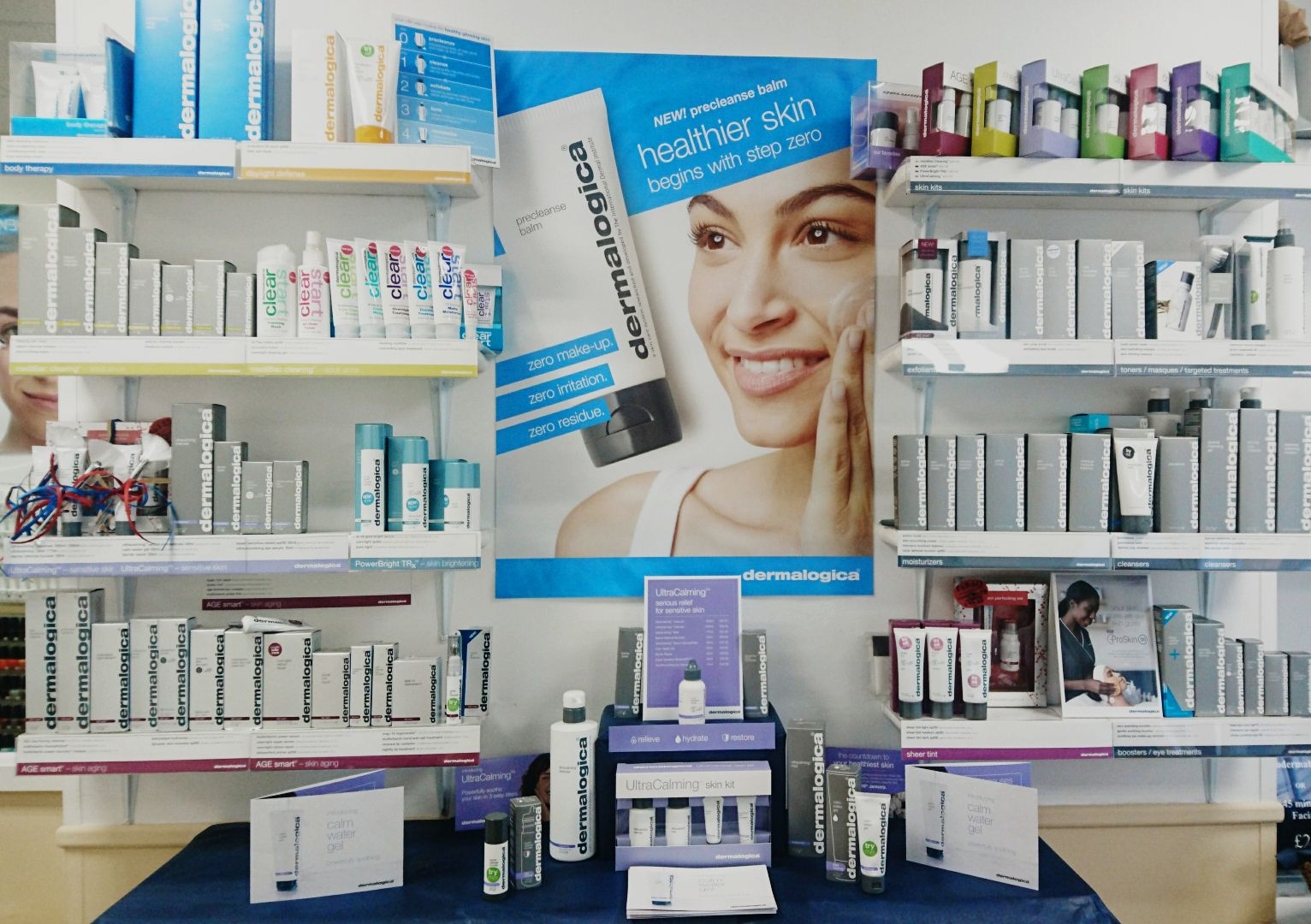 Dermalogica Facials Breeze Beauty Salon Weymouth Dorset