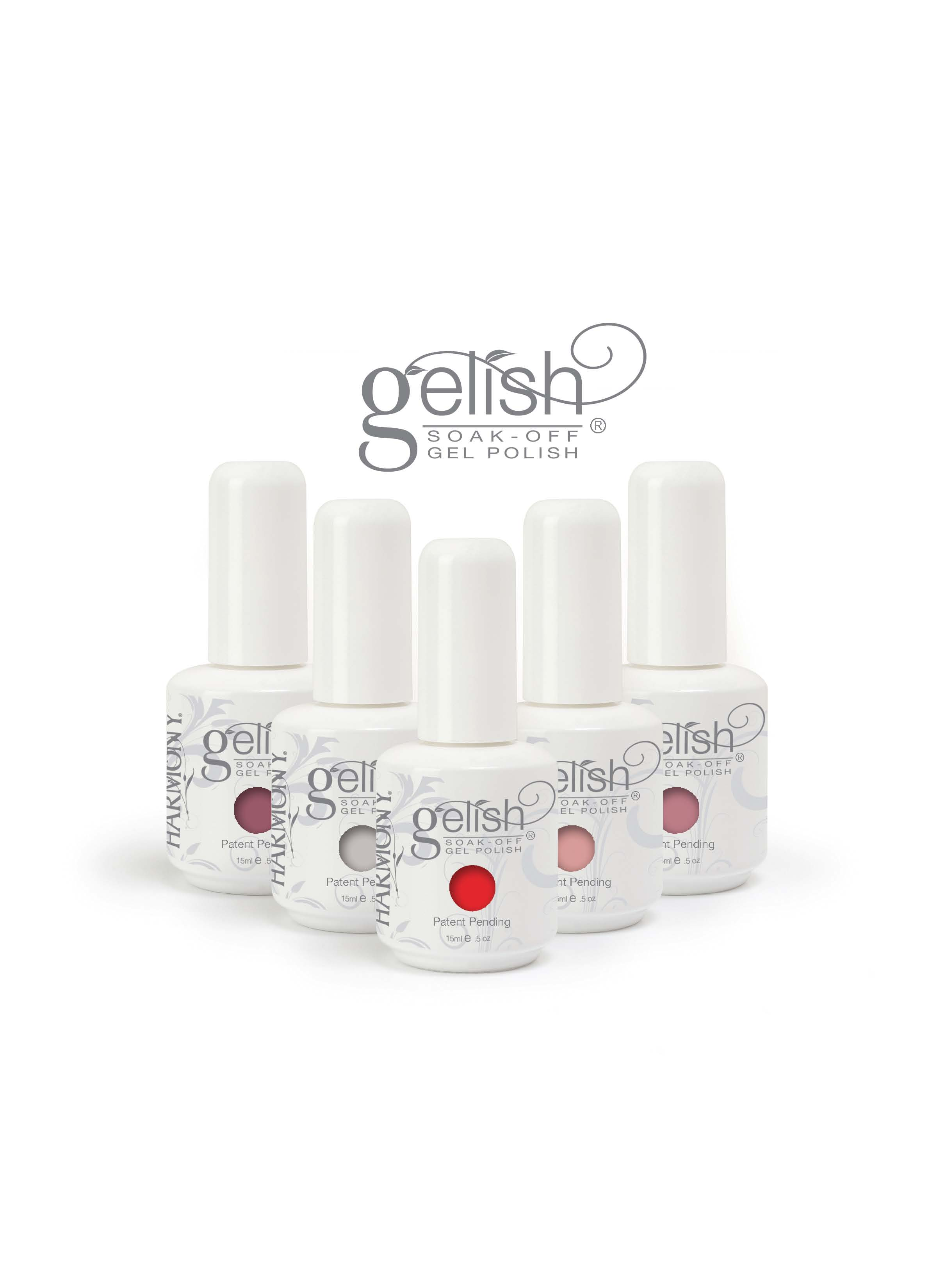 Gelish Nails Manicure Pedicure Breeze Beauty Salon Weymouth Dorset