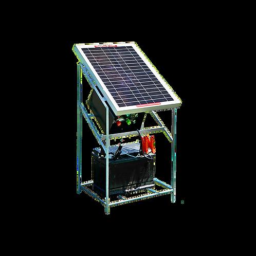 Cheetah 20w Solar Panel + Stand