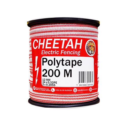 Cheetah Polytape (200M x 12mm)