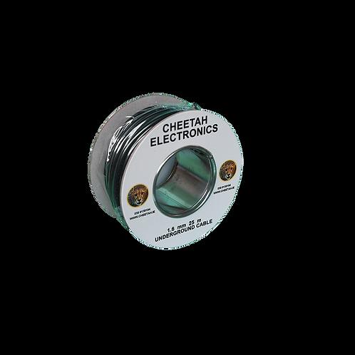 Cheetah Underground Cable (25M x 1.6mm)
