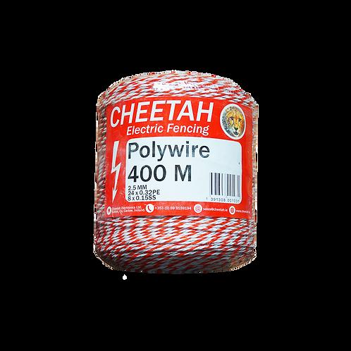 Cheetah Polywire (400M)