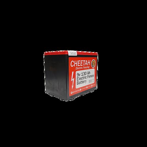 Cheetah 9V 130Ah Alkaline Battery
