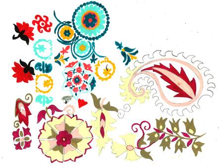 Eastern European and Folk Patterns