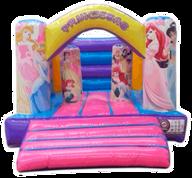 Cajón Princesas 3x4 mts.