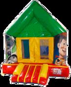 Brincolin Casa Malla 3x4 mts.