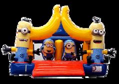 Cajón-minion-banana 4x5 mts.
