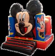 Cajón de Mickey 3x4 mts.