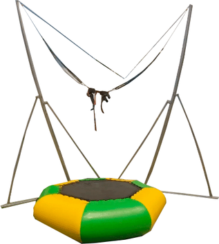 Inflabungee