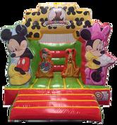 Brincolin Minnie y Mickey 3x4 mts.