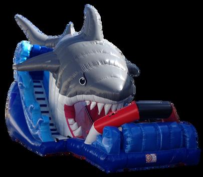 Shark Attack 10.70x4.30x9 mts.