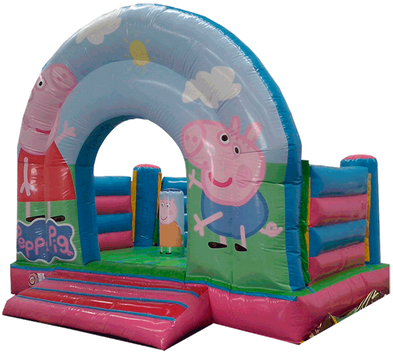 Peppa-y-George 5x4 mts.