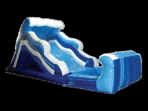 Wave Slides alberc a6x3x6 mts.