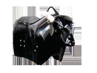 Toro Mecánico mediano 110 kg.