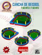 Cancha de Baseball.