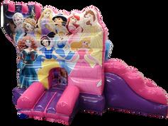 Combo princesas 5x4 mts
