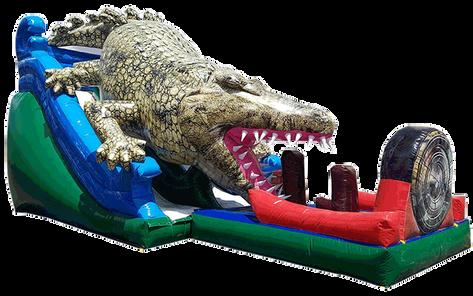 Slide-croc