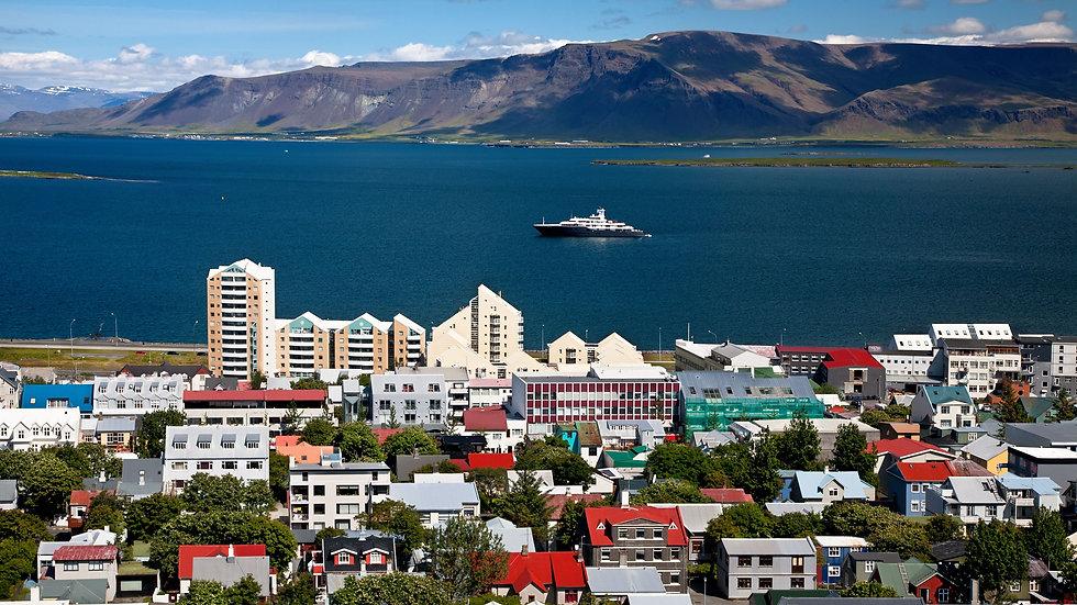 Crucero Islandia y Escocia