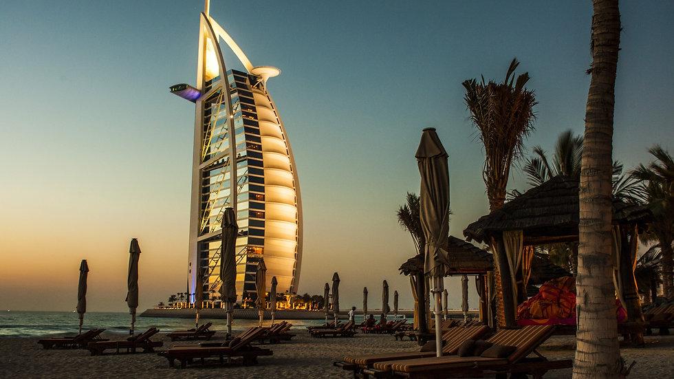 Crucero en grupo por Emiratos Arabes y Oman MAS Bellissima