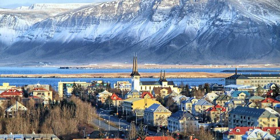 Crucero por Islandia y Escocia