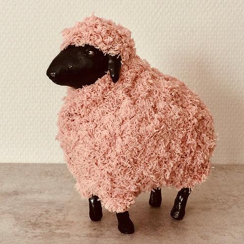 Mouton vieux rose