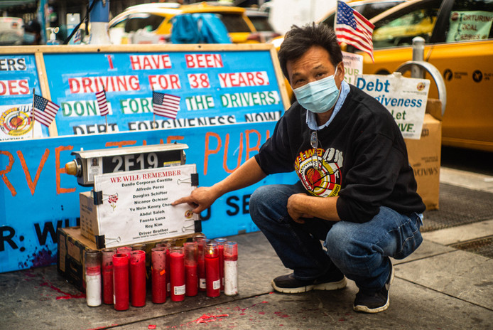 Richard Chow, 16 year NYC Taxi cabbie brother of Kenny Chow, also a NYC cabbie, who commit