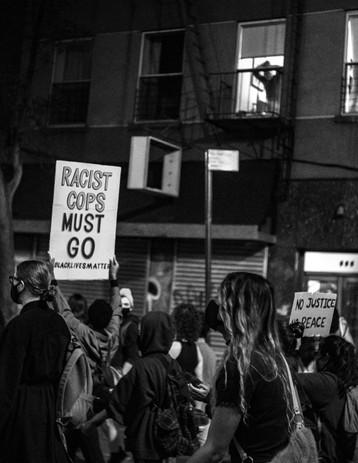 witness - racist cops must go   nyc  10